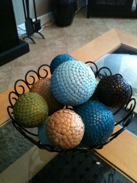 how to make foam balls