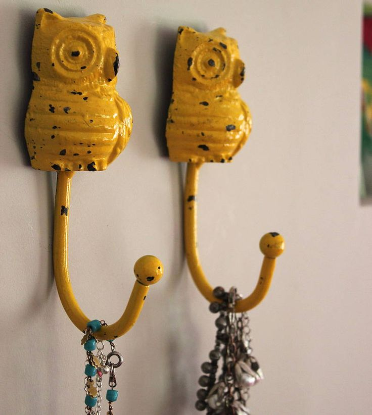 Acid Yellow Owl Hook