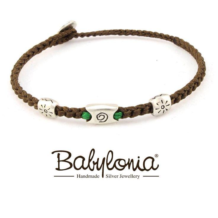 Babylonia bracelet, Greek handmade jewelry @ www.mysymbol.ro