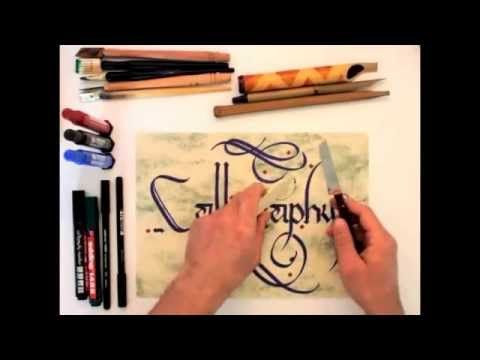 Best calligraphy tools images tools art