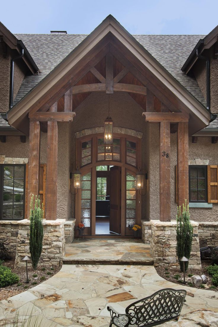 Exterior Porch Posts