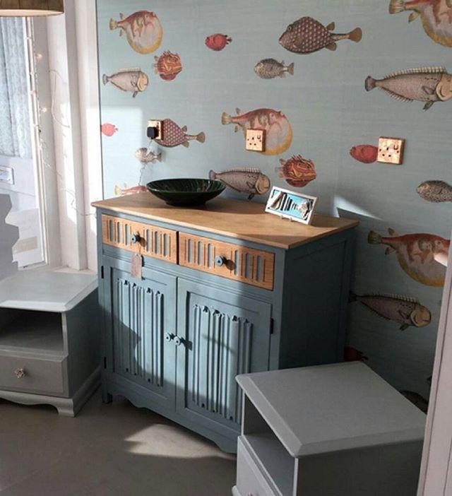 Autentico Paint Mueble Pintado Por The Painted Pearl Autenticopaintspain Autenticochalkpaint Chalkpaintes
