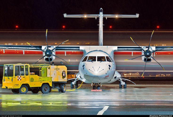 euroLOT ATR 42 (all models) SP-EDG Austria - Innsbruck (INN / LOWI)