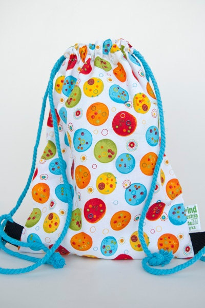 Small backpack for kids by LaIndustriaDeMayka, $15.70