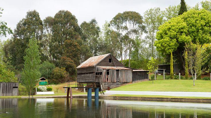 Fonty's Pool in the Manjimup wine region
