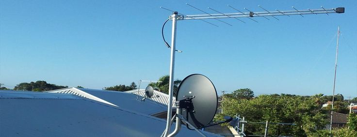 nice Antennas installation can show you flawless TV channels