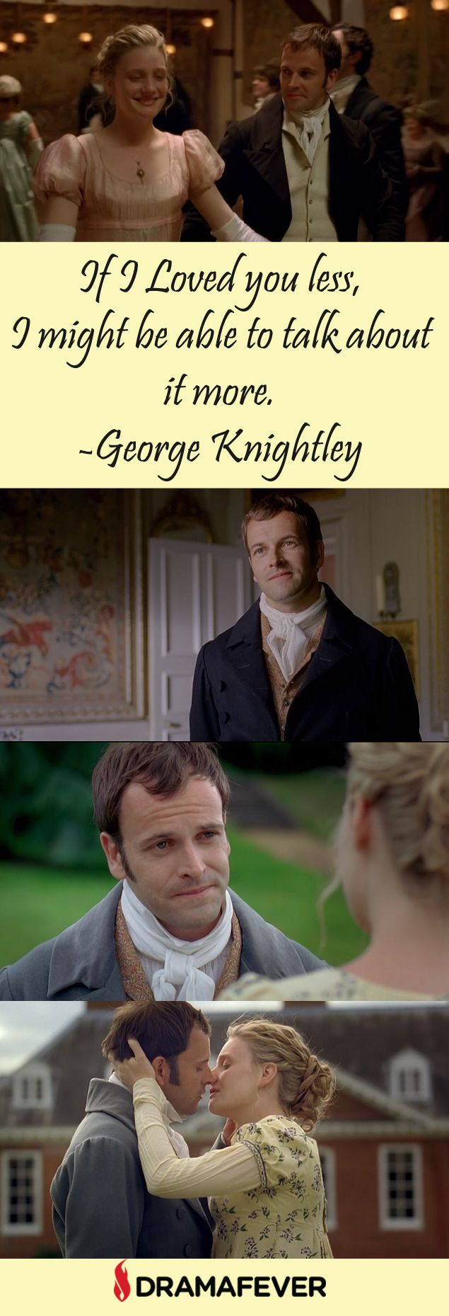 Watch Johnny Lee Miller as the reliable and loving Knightley in the BBC adaptation of Emma.