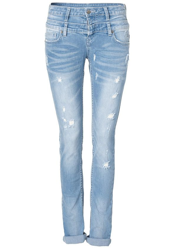 Circle of Trust D'Nimes Pure Bleached Jeans voor Dames - Circle Of Trust Official Webshop