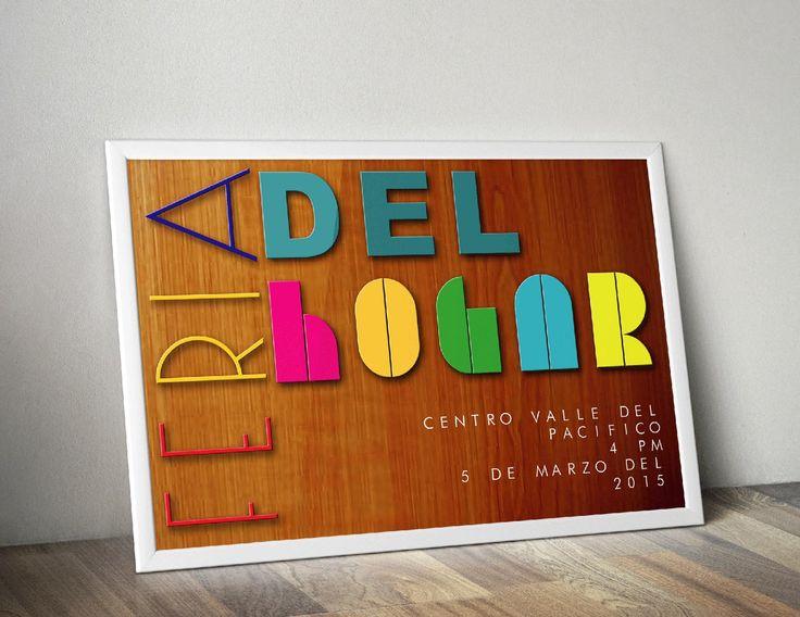 Feria del hogar Flyer