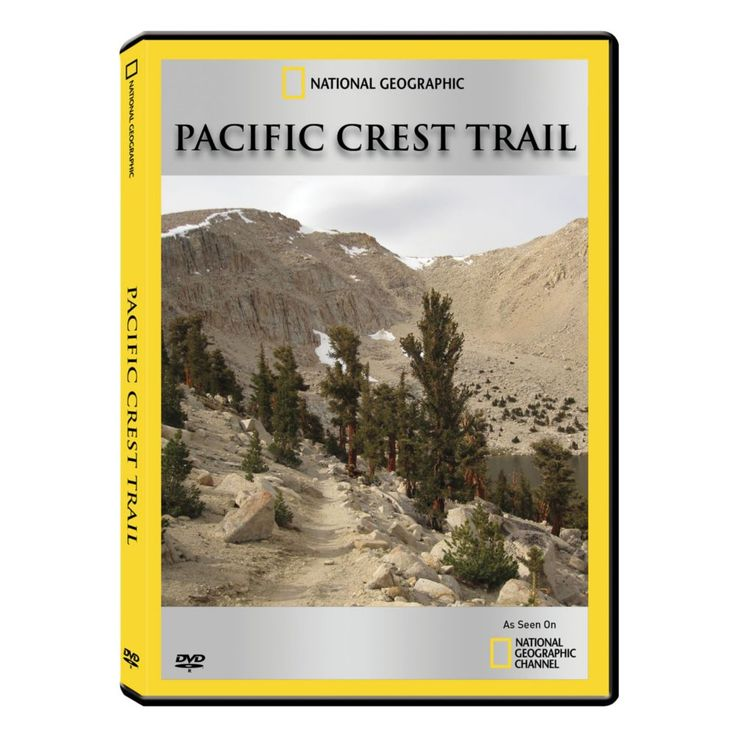 Pacific Crest Trail DVD-R | National Geographic Store