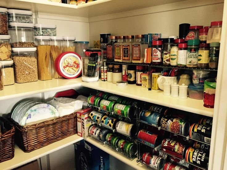 92 best Pantry images on Pinterest Kitchen storage Pantry