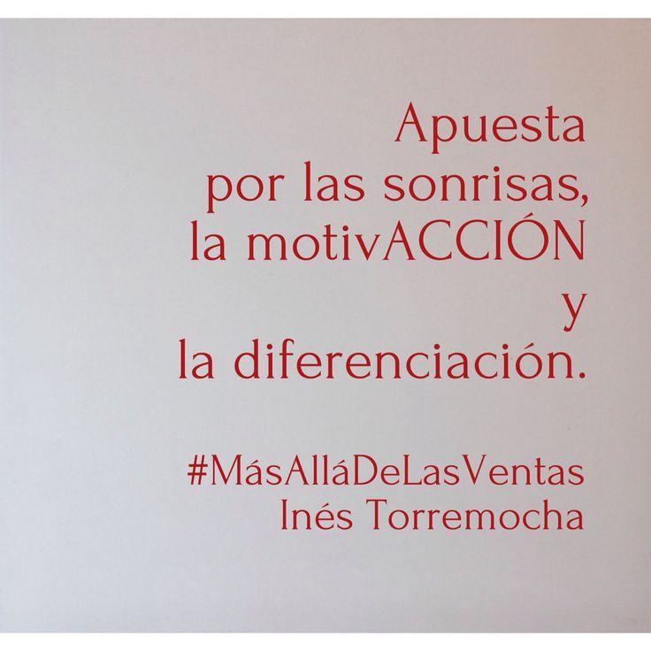 Motivación. #MasAllaDeLasVentas #citas