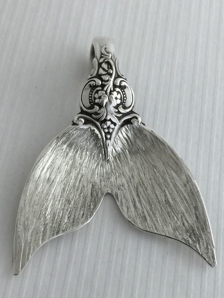 Ask about Special Orders Sterling Spoon Mermaid Tail Pendant by NotSoFlatware on Etsy https://www.etsy.com/listing/215178538/ask-about-special-orders-sterling-spoon