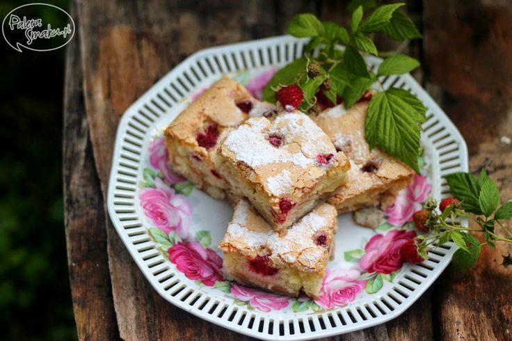 """Paleta Smaku: Proste i szybkie ciasto z jabłkami """"jadą goście"""""""