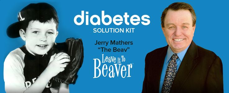 How Jerry Mathers Reversed Diabetes | Bookdrawer