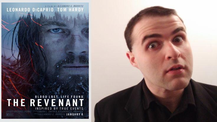 The Revenant Movie Review (It's Leonardo DiCaprio Vs Tom Hardy!)