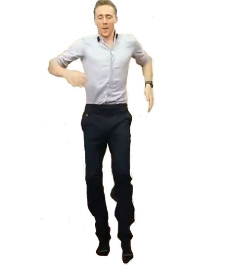 because everyone needs a Tom dancing gif on their board. ---I'm speechless...