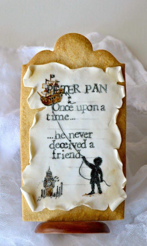 Galleta de Peter Pan