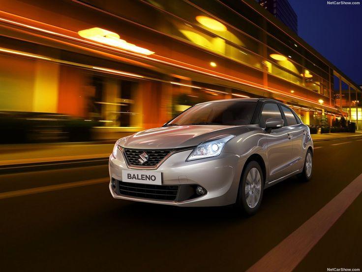 Nowe Suzuki Baleno! (source: zdjęcia prasowe Suzuki)