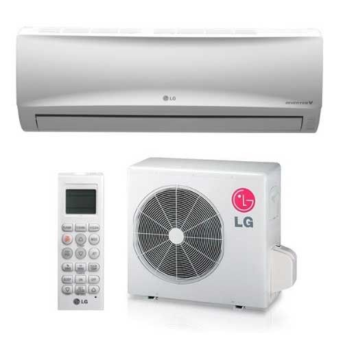 LG 12,000 BTU 17 SEER Mega Ductless Mini-Split Heat Pump 115 Volt System