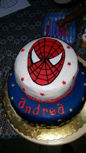 Spiderman. ...