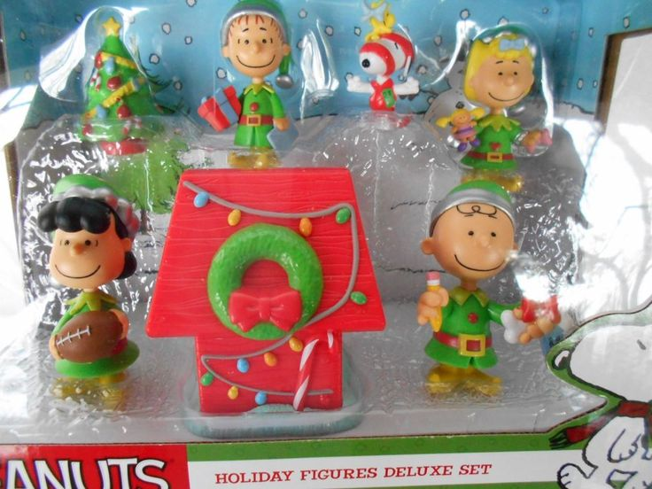 34 best Peanuts $ The Gang Charlie Snoopy Woodstock images on - charlie brown christmas decorations