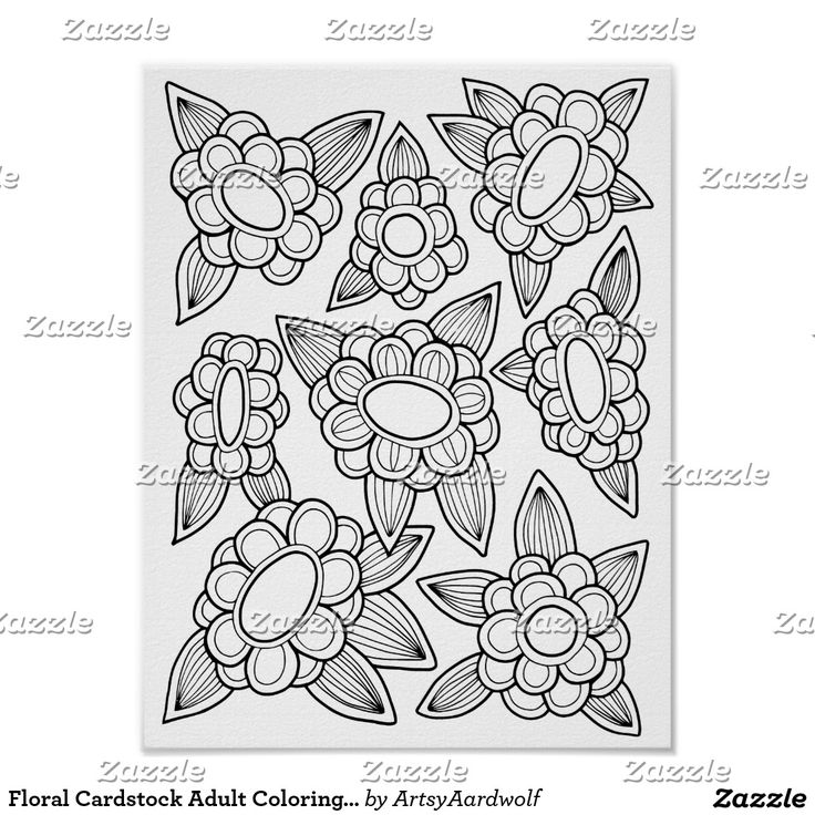 18 best Adult Coloring Posters images on Pinterest | Poster ...