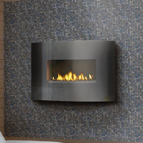 Vent Free Propane Gas Fireplace