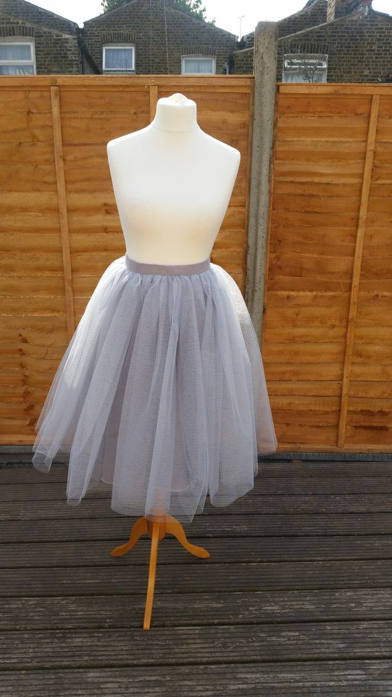 THE SWAN LADY Tulle Skirt/ Tutu Skirt by SIXTHSENSECOUTURE on Etsy