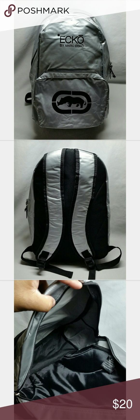 Google themes ecko - Ecko By Marc Ecko Backpack 100 Authentic Never Used Comes As Seen In Pictures