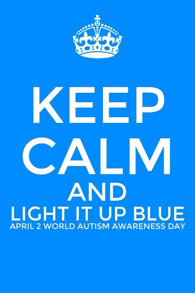 Autism Awareness Day #liub