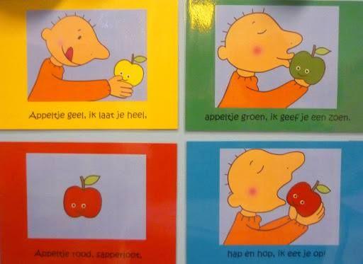 versje appels
