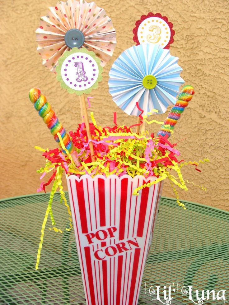 Best 25 candy table centerpieces ideas only on pinterest cheap birthday ideas candy table - Cheap circus decorations ...