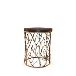 ENCHANTED SIDE TABLE | #luxurybathroomfurniture