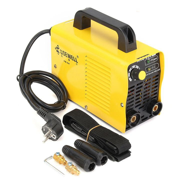 220V 50Hz 160AMP Portable Inverter Welding Machine