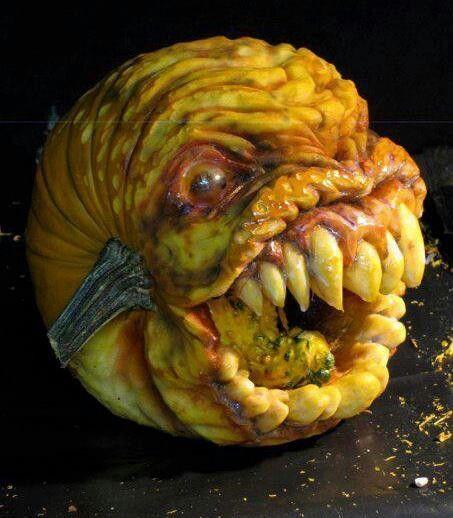 Best pumpkin carving art images on pinterest