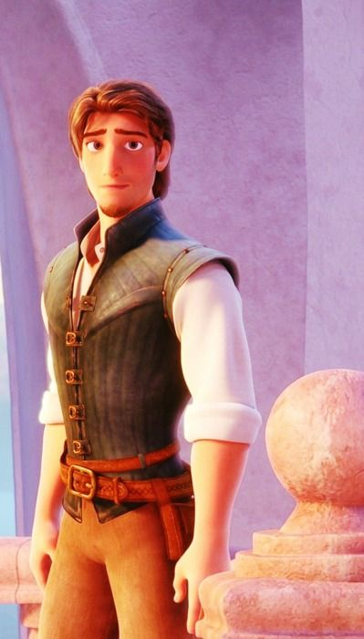 Oops, did I forget to mention that Alex is basically Flynn Rider with green eyes, no facial hair, and slightly shorter hair? Oops.