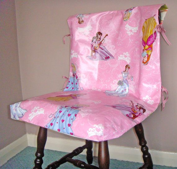 Protective dining chair cover reversible by ItsSewInspirational, £19.50