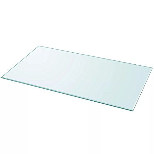 Tidyard 47 2 Tempered Glass Table Top Glass Top Table Glass Table
