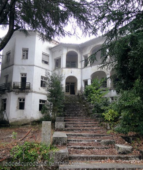 "Ladoescurodalua: "" Sanatório Infantil"