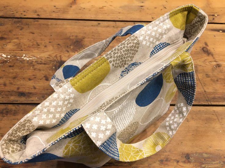 保冷BAG|スタディオクリップ・手作り雑貨の作り方