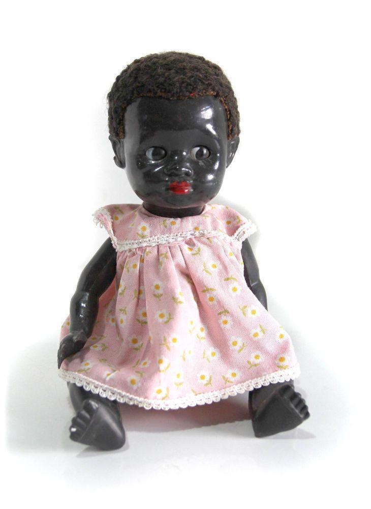 Vintage Black 10 Baby Doll Vintage Black Baby Dolls