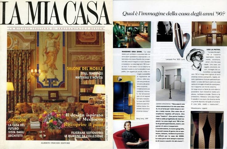 Gianni Veneziano   1993 La Mia Casa 256