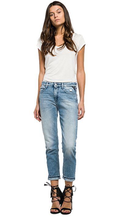 Sophir carrot-fit jeans