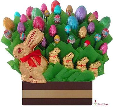 Easter Feaster Chocolate Bouquet