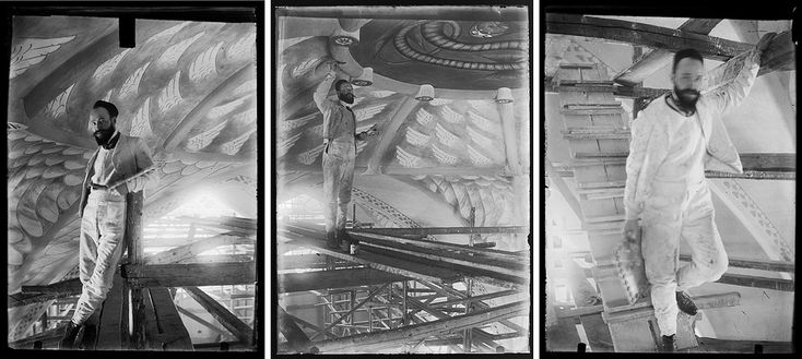The Photographs of Hugo Simberg   The Public Domain Review