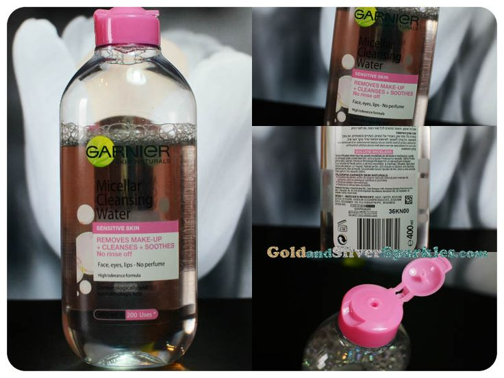 My thoughts on the Garnier Micellar Cleansing Water :) http://www.goldandsilversparkles.com/2014/03/garnier-micellar-cleansing-water.html #bbloggers #Garnier