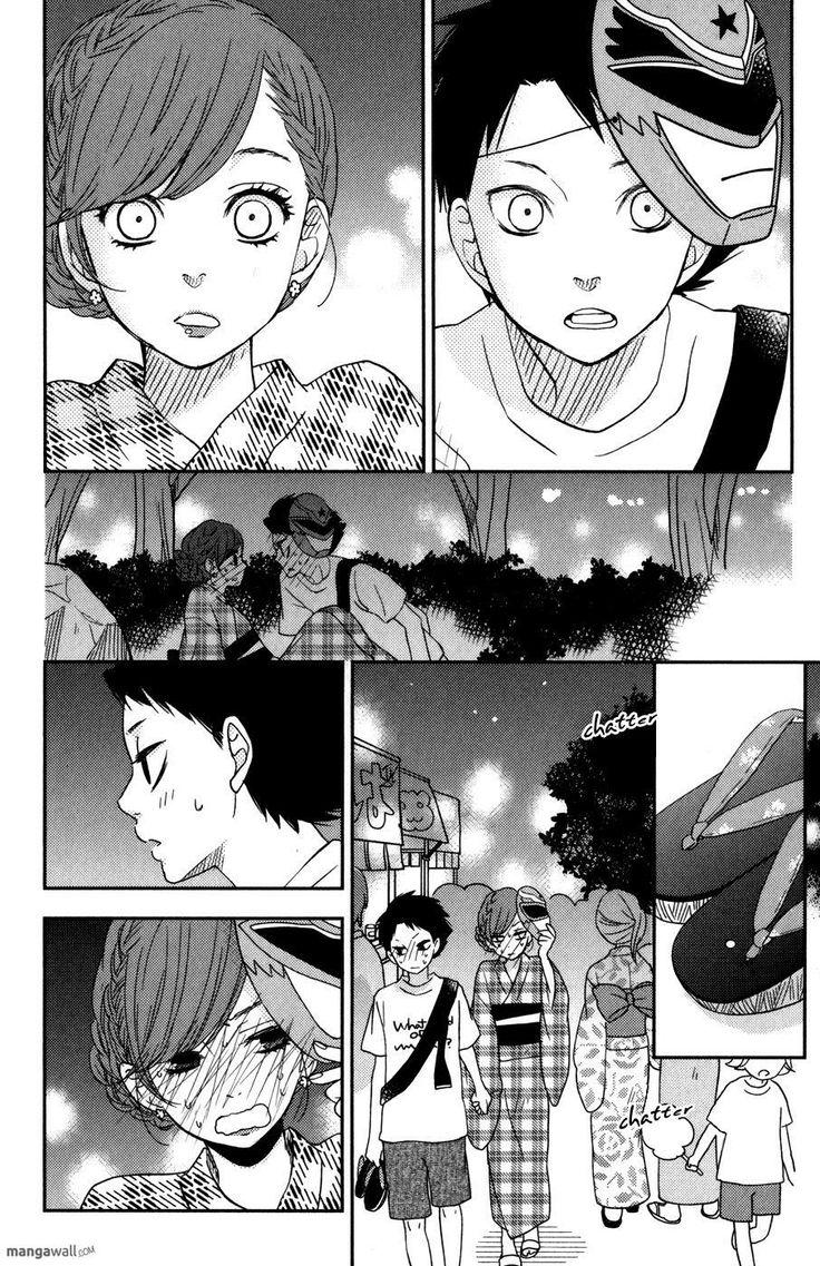 Natsume x Sasayan Tonari no Kaibutsukun manga