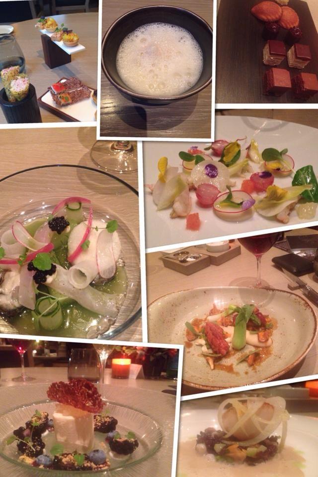 4-gangen diner bij sterrenrestaurant Mijn Keuken*