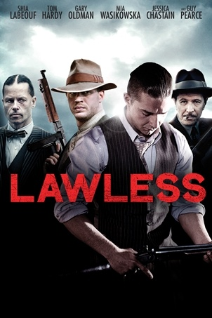 Give away day nine - Lawless DVD. Thanks to Roadshow.